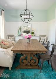 The Magic Of Accessories Our Summer Dining Room Decor The DIY Mommy - Accessories for dining room