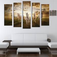 aliexpress com buy 5 piece wall paintings home decorative modern