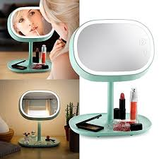 jilbere lighted makeup mirror jilbere lighted makeup mirror replacement bulbs makeup products