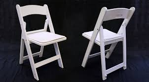 rental folding chairs rent white resin folding chair with padded seat iowa city