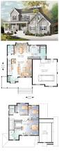 Country Farmhouse Floor Plans by 282 Best House Plans Images On Pinterest Country House Plans