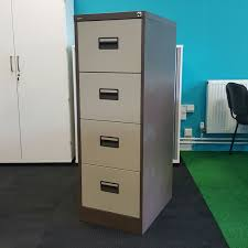 Silverline Filing Cabinet 4 Drawer Silverline Executive Filing Cabinet City Used Office
