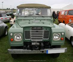 land rover series 3 109 landrover 1971 109 series iii pickup the history of cars