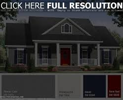mid century modern exterior paint color schemes custom home design