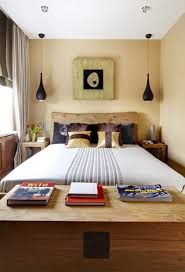 Black And Beige Bedroom Ideas by Picturesque Modern Bedroom With Fancy Single Bed Combined Striped