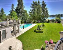 Luxury Homes In Frisco Tx by French Provincial Estate In Lakewood Wa Beautiful Backyard