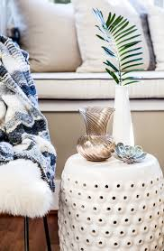 Ceramic Side Table Side Table Styling Options What U0027s Your Vote Apartment34