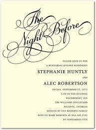 bridal dinner invitations wedding rehearsal invitations wedding corners