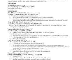 Resume Sle by Stirring Objective Forcial Work Resume Captivating About