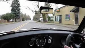 Custom Classic Mini Interior Jet Motors Custom Classic Mini Cooper Road Test Youtube