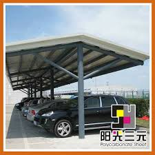Vehicle Tents Awnings Car Parking Awnings Pc Plastic Car Tents Awning Roof Material