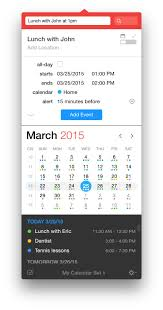 Free Home Design Software For Mac Reviews by Fantastical 2 For Mac Review The Calendar App You U0027ve Been Waiting