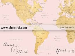Alaska World Map by Custom Quote World Map With Countries Us States Canadian