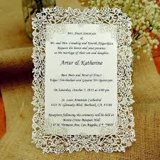 cheap wedding invites cheap wedding invitation wholesalelaser cut vine wedding