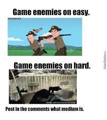 Video Game Logic Meme - video game logic by derpywhalemc meme center