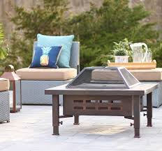 lowes wood burning fire pits my patio makeover with lowe u0027s gina michele