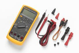 fluke 87 v digital multimeter amazon com