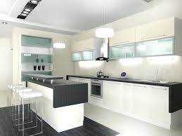 Modern Kitchen Design Pics White Modern Kitchens Fancy Design Ideas For Black And White