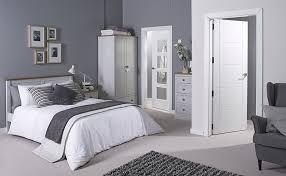 white bedroom dressing table grey 2 drawer dressing table
