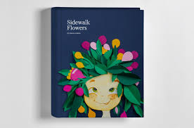 18 inspiring handmade book covers created by graphic design students