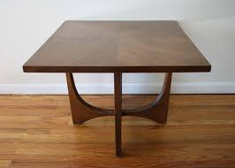 Expanding Square Table by Coffee Table Picked Vintage