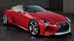 lexus lf lc features lexus lf lc concept officially unveiled videos