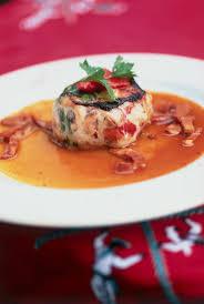 cuisiner des crepinettes recette crépinettes de chipirons au pied de porc sauce chorizo