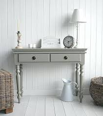 Painted Console Table Console Table Painted Painted Oak Console Table Uk Redmoses Me