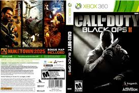 Black Ops 2 Maps List Call Of Duty Black Ops 2 Xbox List Of Love