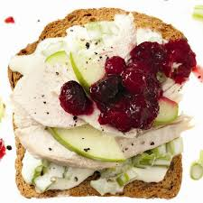 thanksgiving sandwich with cranberry chutney recipe chatelaine