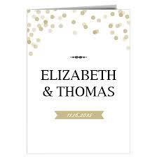Bi Fold Wedding Program Folded Wedding Invitations Tri Fold Wedding Invitations
