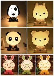 chambre bébé panda nuit beau sommeil le chambre de bébé panda lapin chien ours de