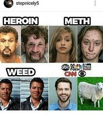 Heroin Meme - stepnicely5 heroin weed onth meth ox ews inb cnn o heroin meme on