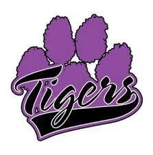 purple tiger paw print gum