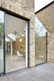 extension kitchen ideas rise design studio adds glass extension to london house