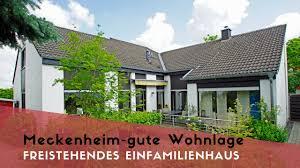 Efh Kaufen V E R K A U F T Meckenheim Freistehendes Efh Zu Kaufen Ebk