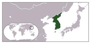 Korea Map Asia by Large Location Map Of Korean Peninsula North Korea Asia