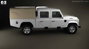 land rover 130 land rover defender 130 high capacity double cab pickup by 3d