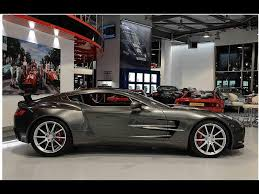 Aston Martin One 77 Interior Rare Aston Martin One 77 Up For Sale Ccfs Uk