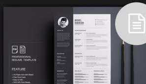 resume portfolio template 50 best html cv resume templates to 2017