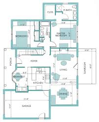 Floor Plan Cottage by Life Care Rappahannock Westminster Canterbury