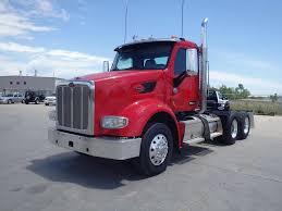 peterbilt semi trucks 2016 peterbilt 367 day cab truck for sale 623 miles morris il