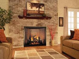 to install a mantel shelf brick designs and how modern rustic