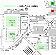 san jose school map evergreen valley college digital photography course directions