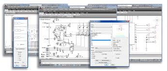 auto schematic capture asc by cad design software