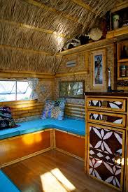 tiki decorations home tiki camper now we u0027re talking two of my favorites tiki