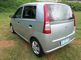details for daihatsu charade cx a t