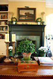 fireplace fetching fireplace mantel decorating tips home