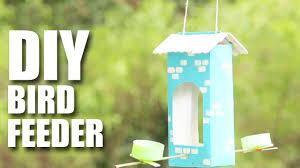 diy bird feeder mad stuff with rob youtube