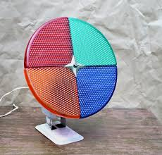 color wheel for aluminum christmas tree we had this nostalgia
